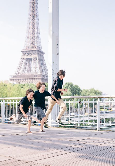 Summer Vacation in Paris, Kid-Style