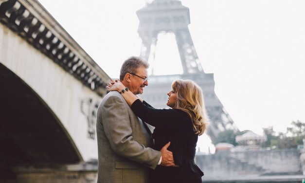 A 29th Anniversary Love Story in Paris