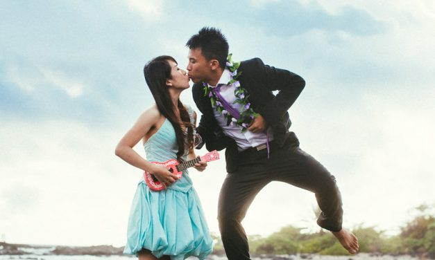Pre-wedding Photos in Hawaii