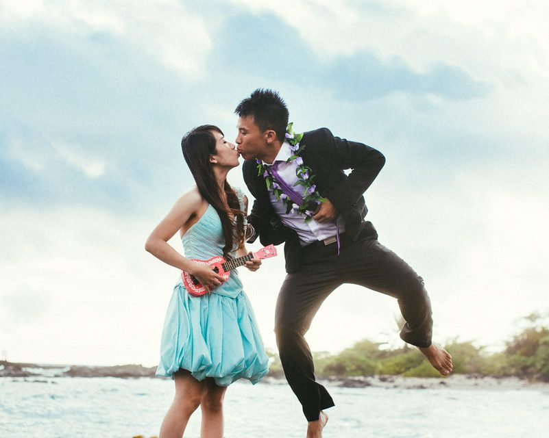 Pre-wedding Photos in Hawaii