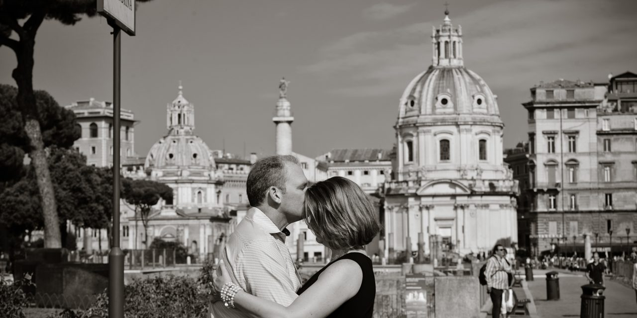 Celebrating 25 Years of Love in the Eternal City