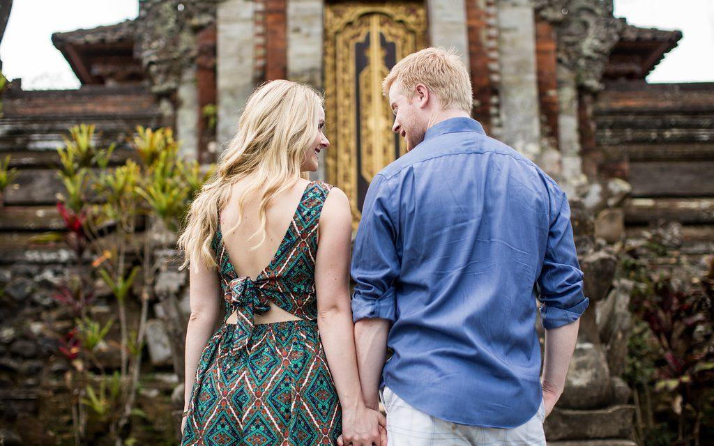 Honeymoon Magic in Bali