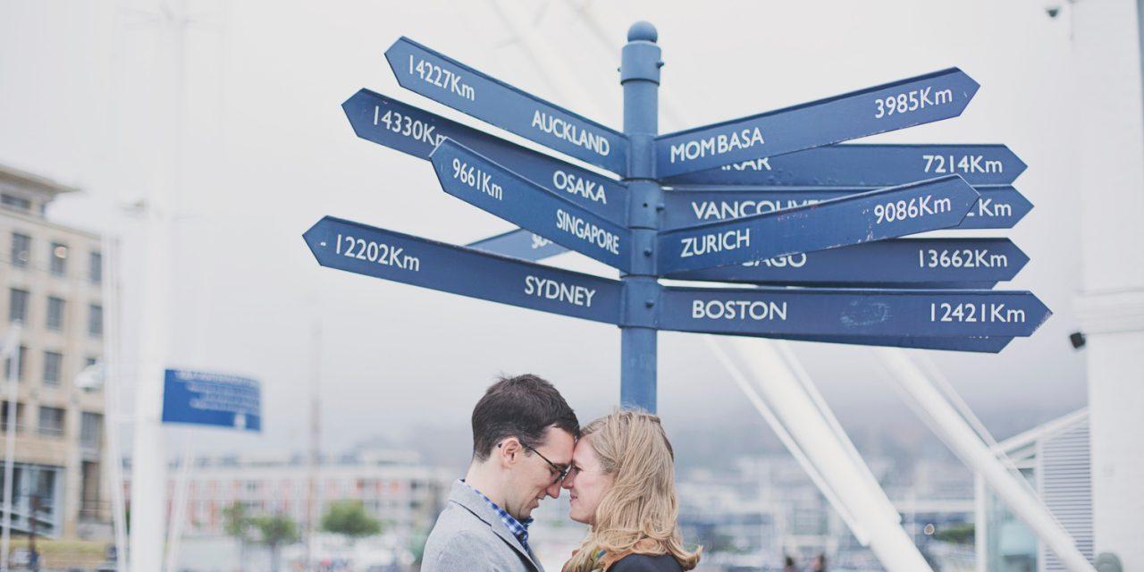 Honeymoon in Cape Town