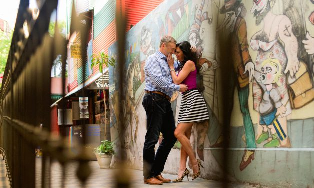 Capturing Engagement Memories in Buenos Aires