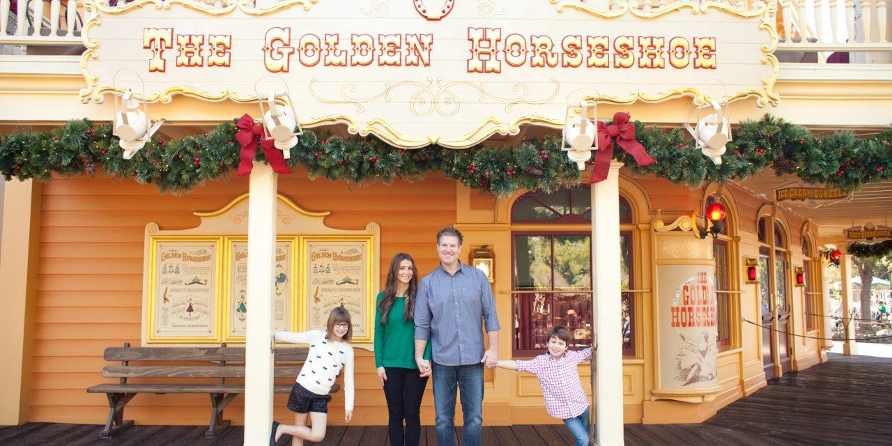 Holiday Magic in Disneyland