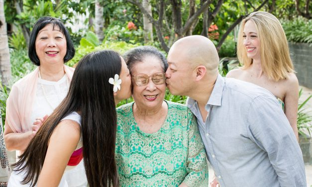 A Special 90th Birthday Party in Bali at Fairmont Sanur