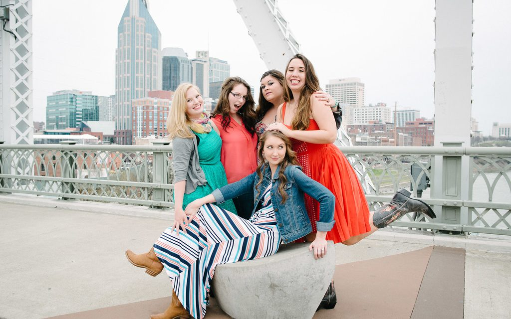 A Flytographer & Her Besties in Nashville