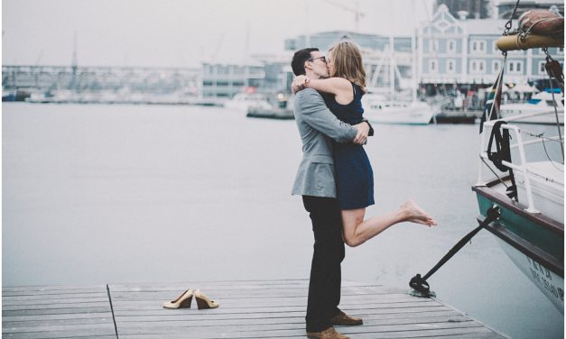 Top 5 Places to Propose in Cape Town