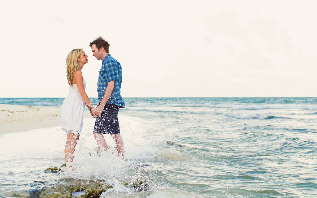 Romantic Honeymoon in Playa del Carmen