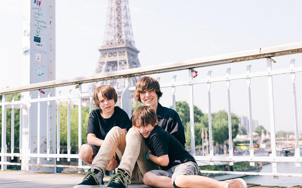 Looking Back: Family Memories in Paris – Part 2