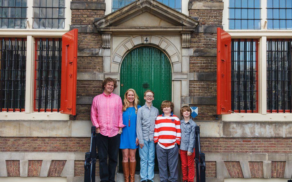 Family Adventures in Amsterdam