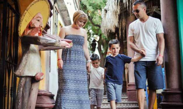 A Family First in Los Cabos
