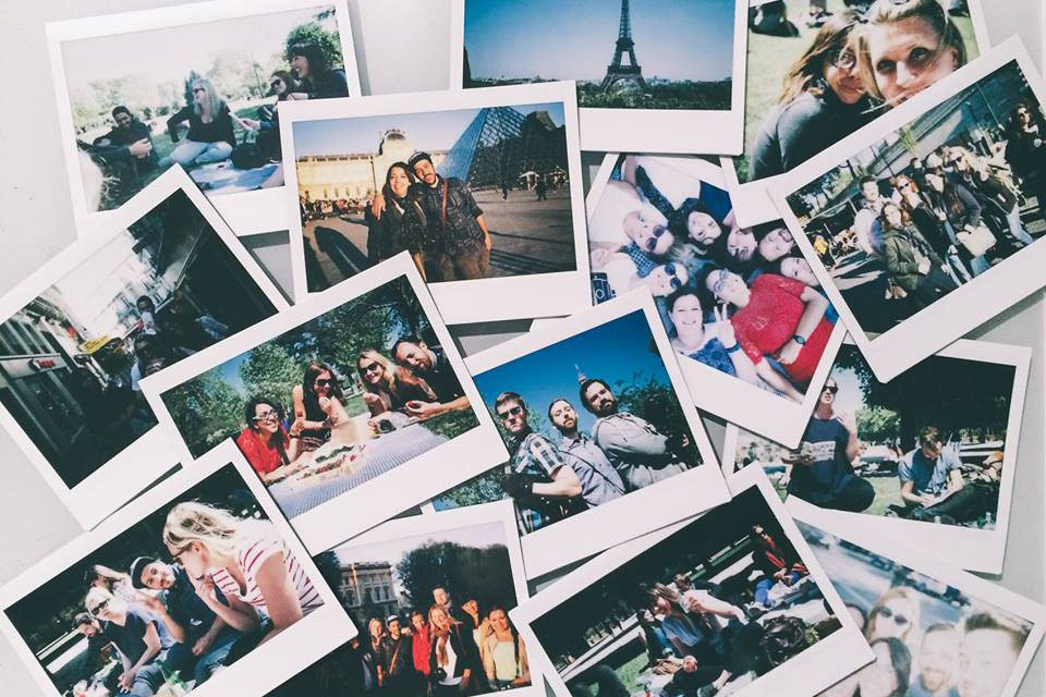 Team Flytographer's First Global Meetup…in Paris!