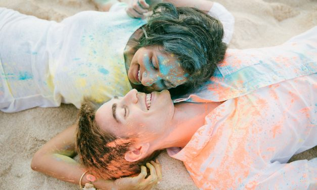 Full-Colour Love in Mauritius