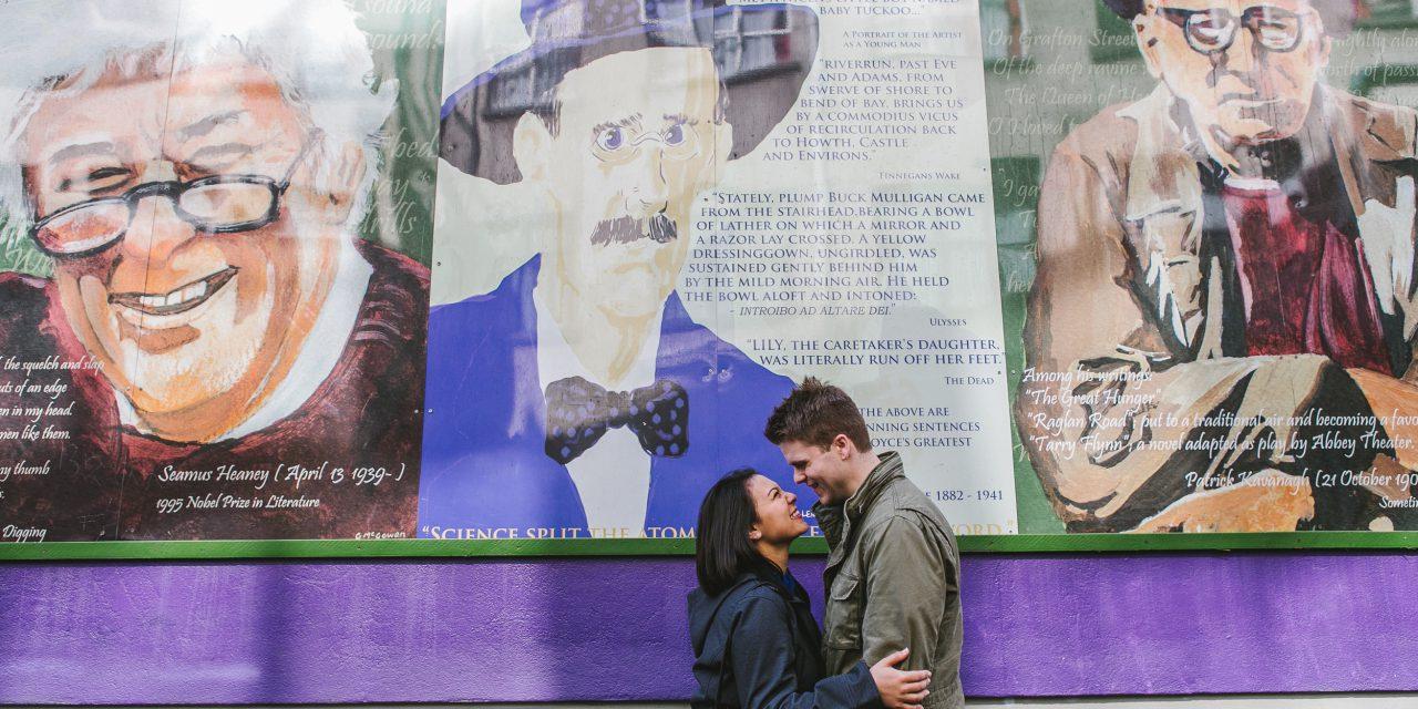 A Funky Dublin Honeymoon