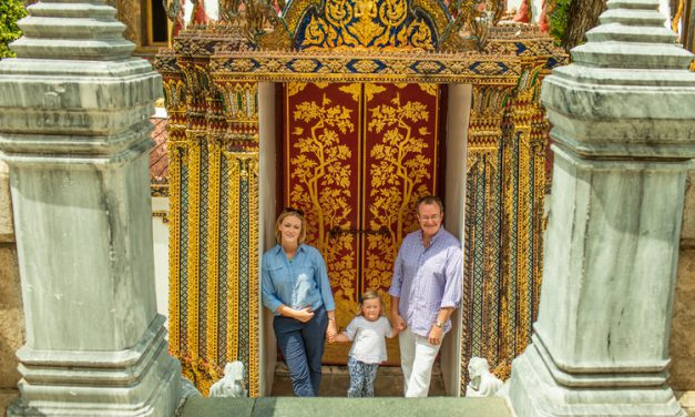 Family Adventure in Bright and Beautiful Bangkok