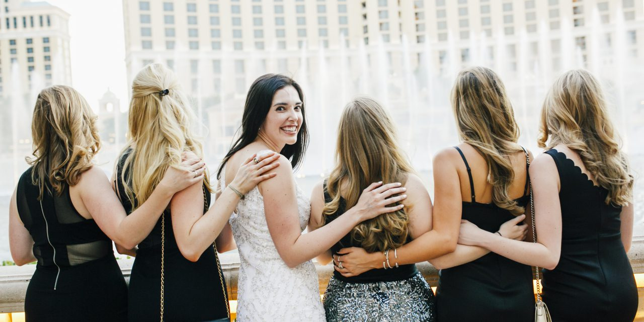 Bachelorette Bash in Las Vegas