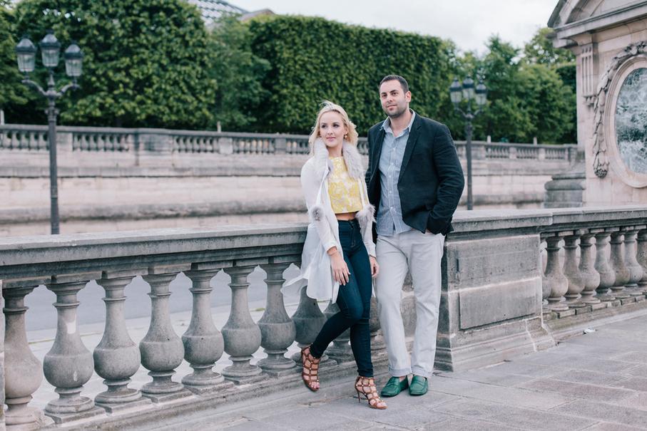 A Chic Parisian Getaway