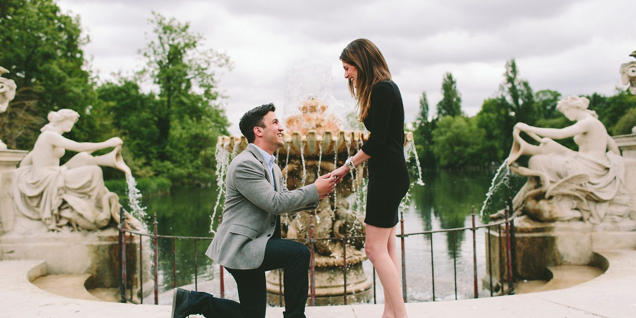 Best Places to Propose in London