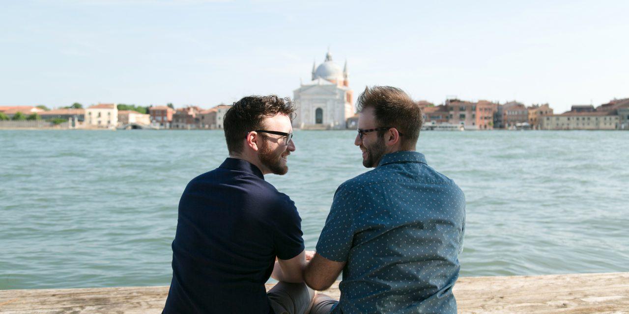 Honeymoon Adventure in Venice