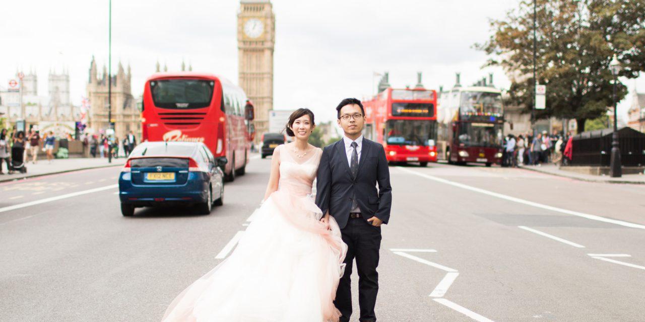 An Epic Pre-Wedding European Tour