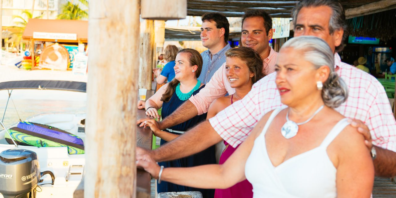 Capturing Family Keepsakes in Aruba