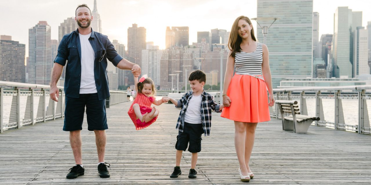 Family Getaway In The Big Apple Flytographer