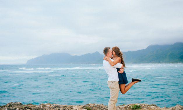 A Majestic Surprise Proposal   Honolulu