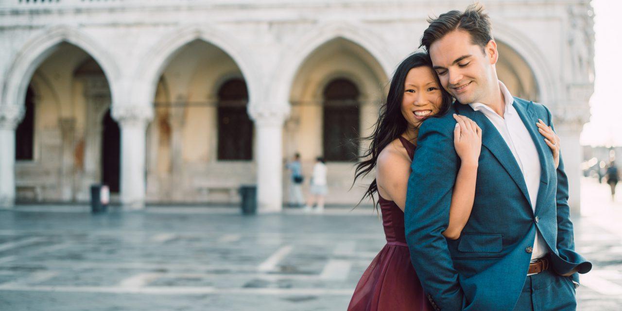 A Romantic Italian Honeymoon