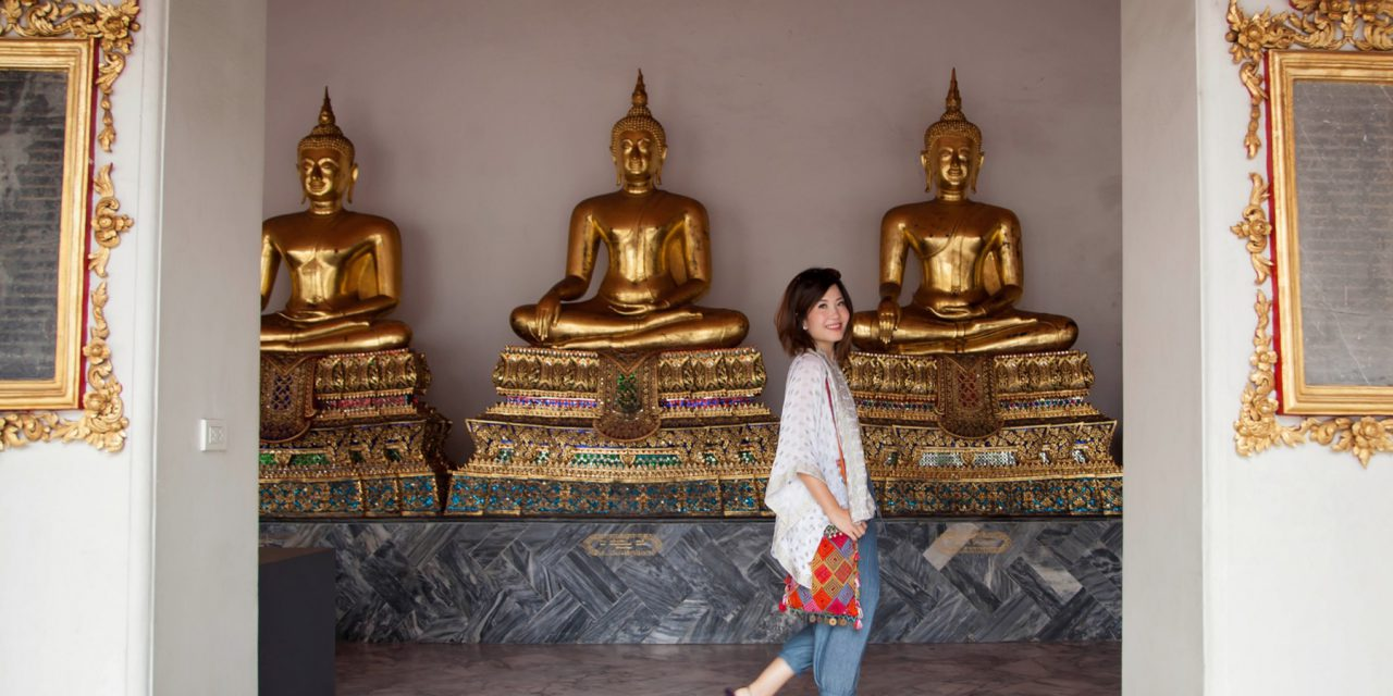 Discovering Old-World Charm in Bangkok