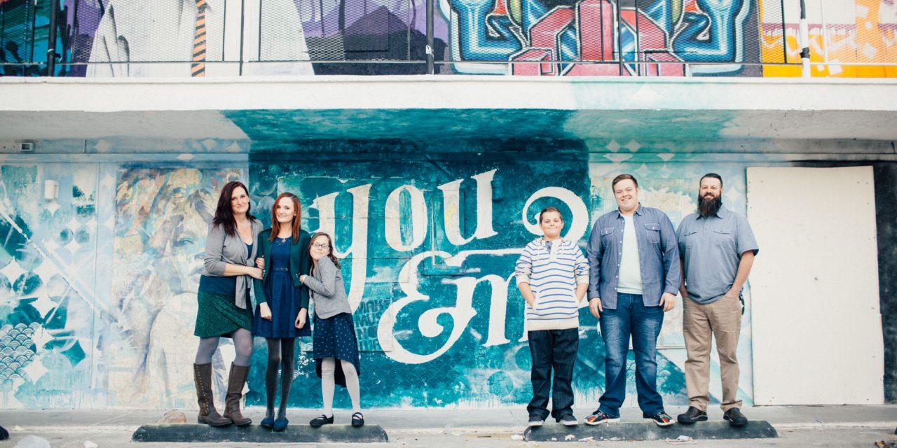 Forever Family in Las Vegas