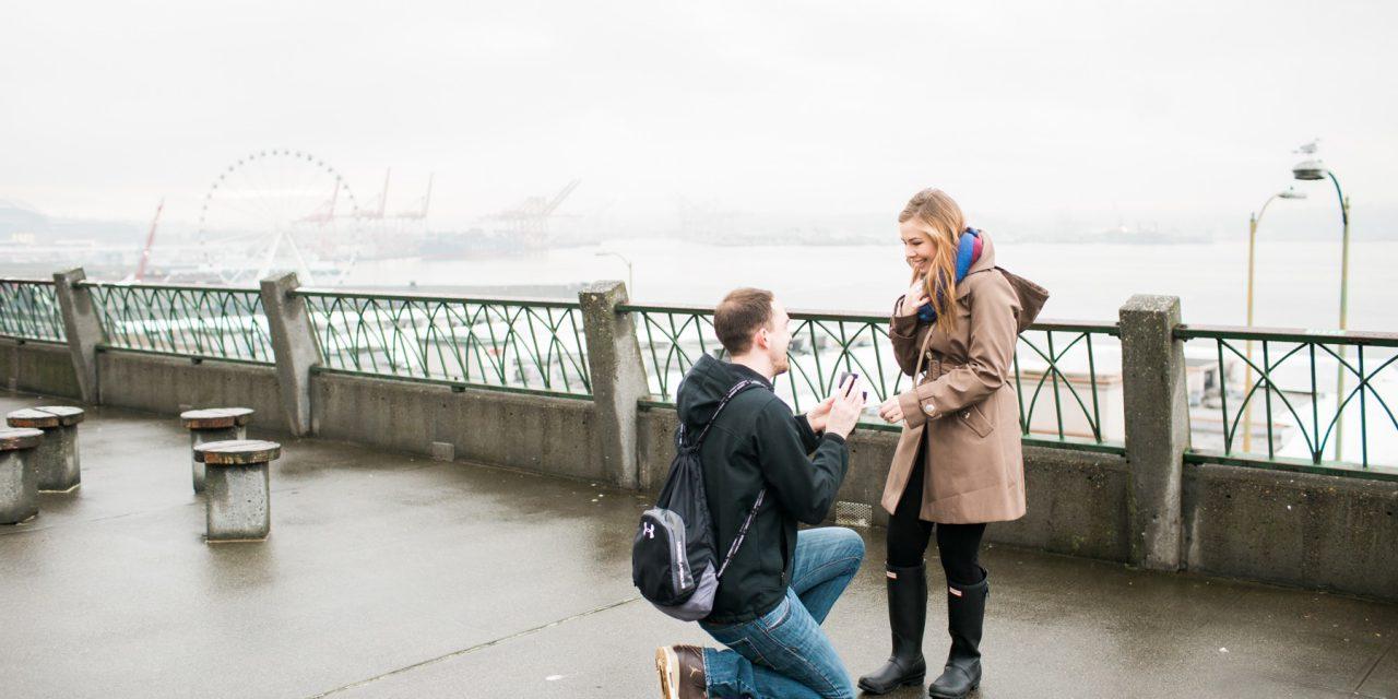 Pike Street Market Surprise Proposal | Seattle