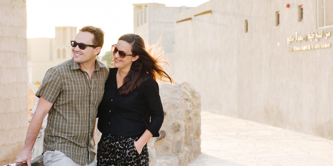 Historic Honeymoon Adventure in Dubai