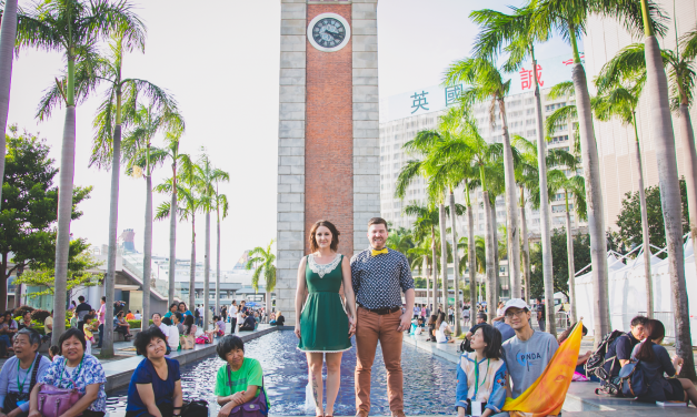 Adventure in the Heart of Hong Kong