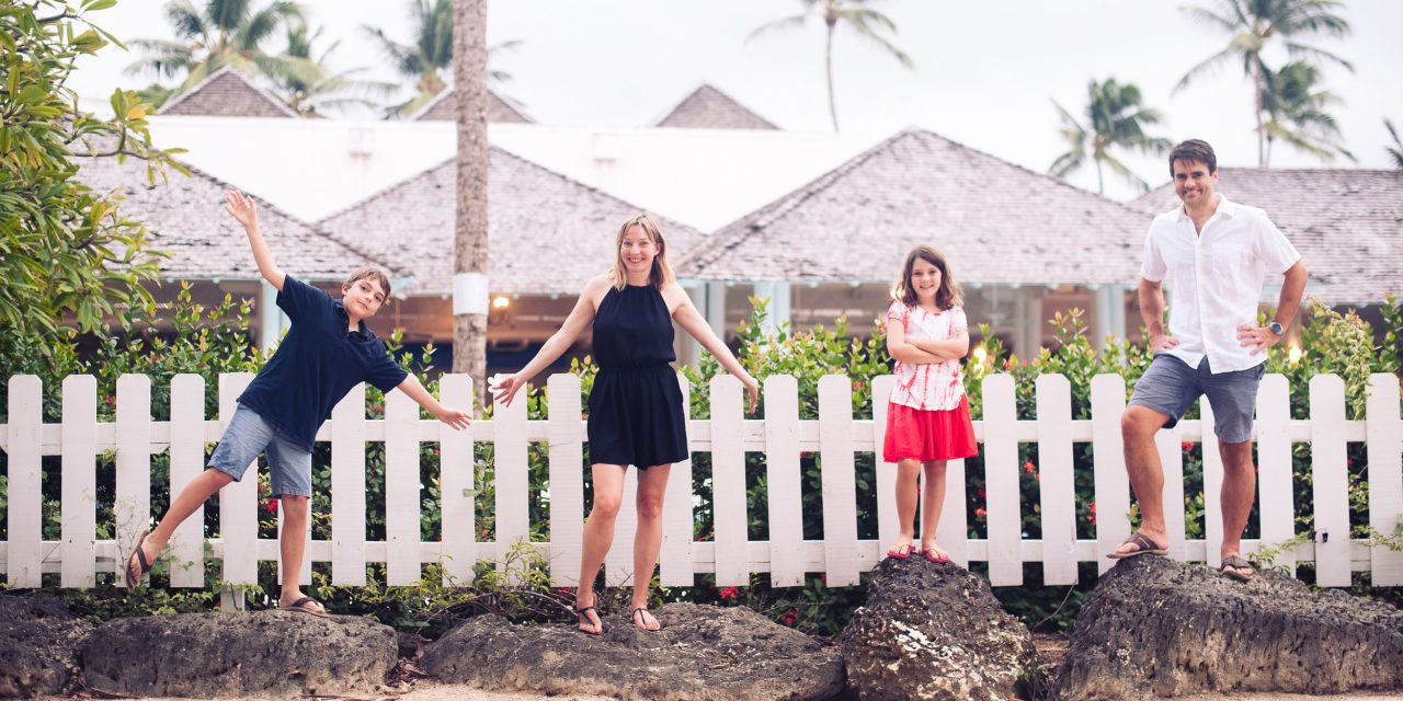 Family Adventure on the Beach in Barbados