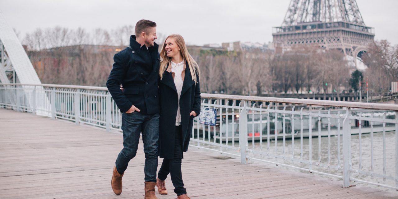 A Special Anniversary Abroad in Paris
