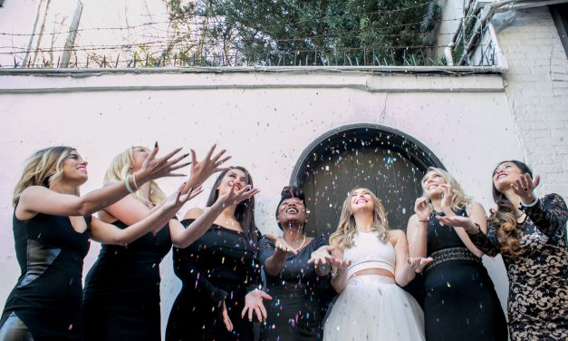 A Sparkling Bachelorette Celebration in New Orleans