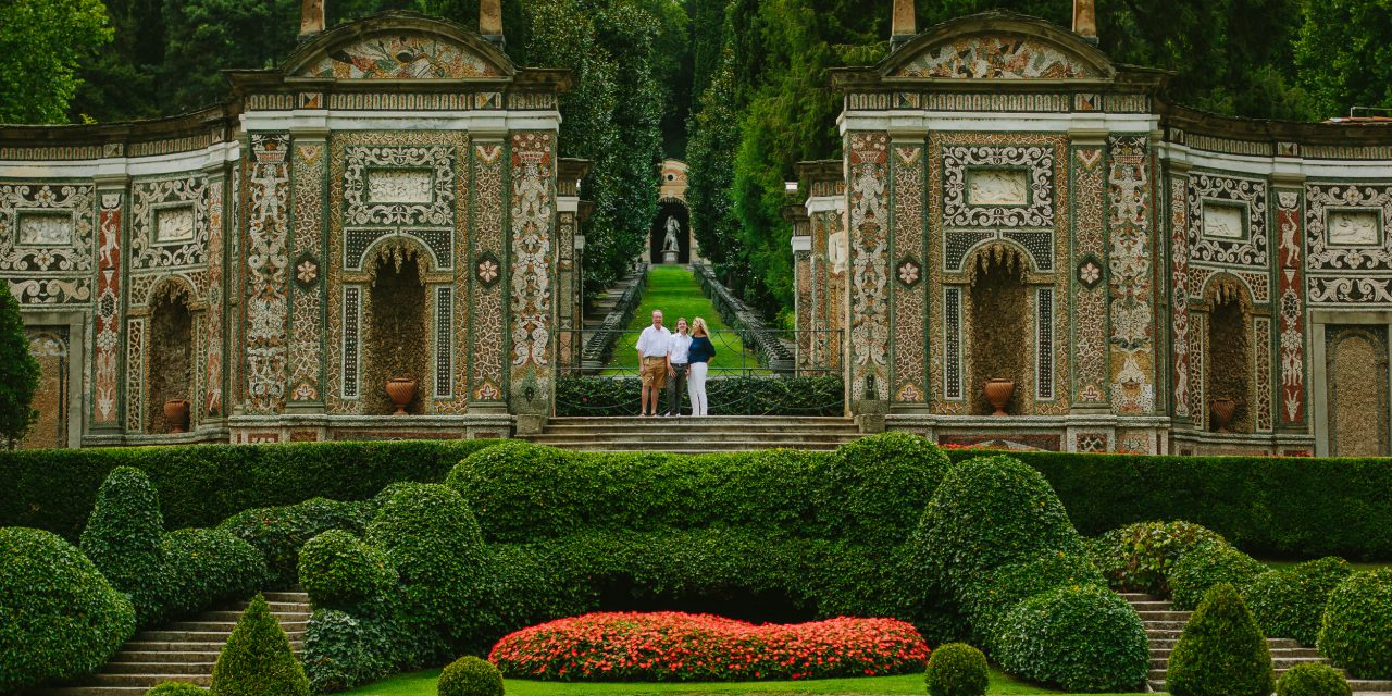 A Visit to the Villas of Lake Como