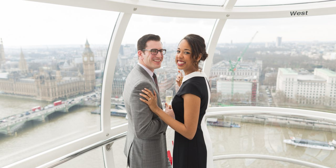 A Last-Minute London Proposal
