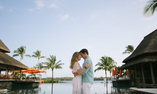 Honeymoon Paradise in Mauritius