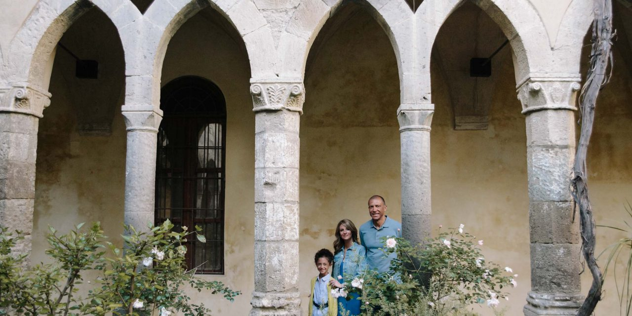 Family Fun in Italy