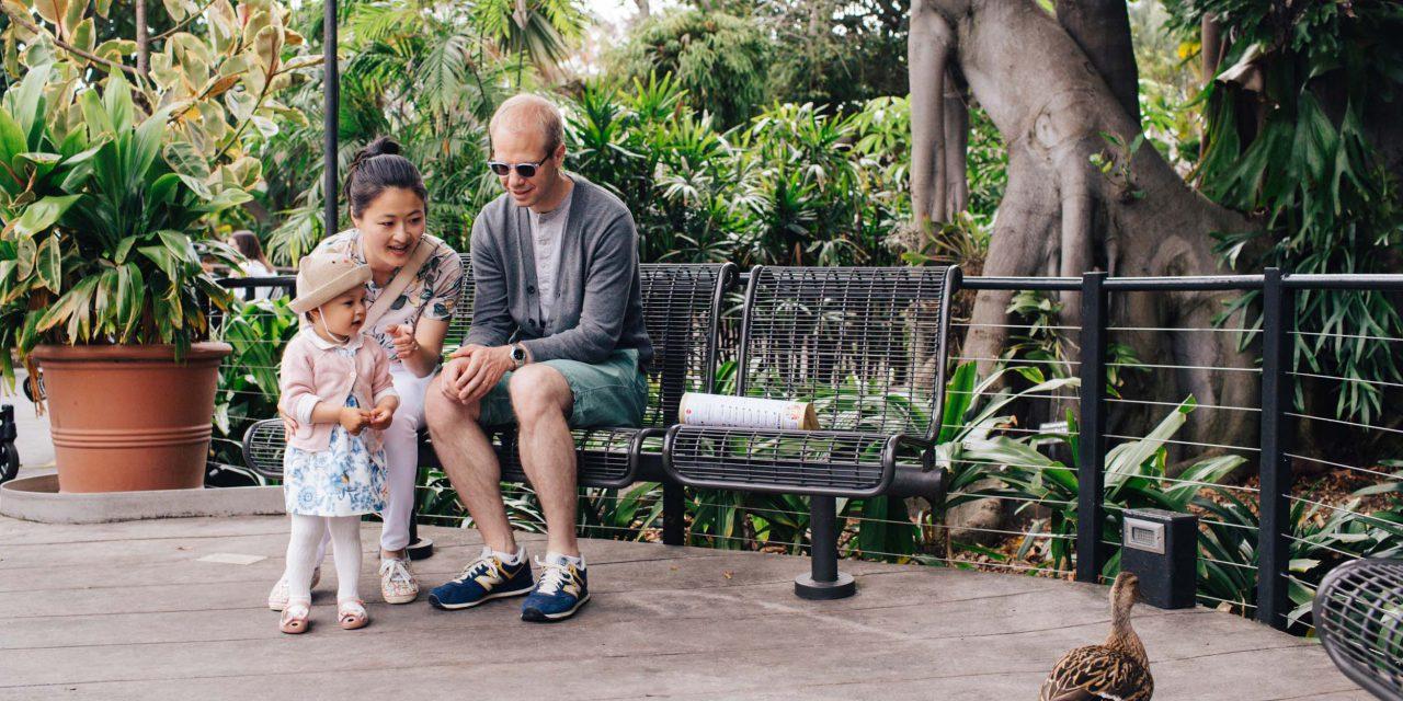 Family Fun at the San Diego Zoo