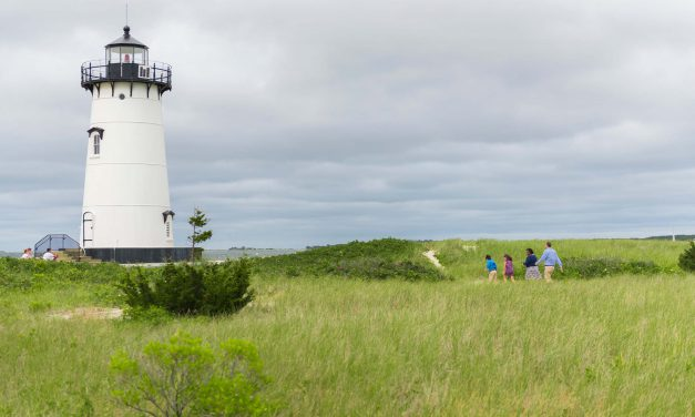Top 5 Reasons to Visit Martha's Vineyard This Fall
