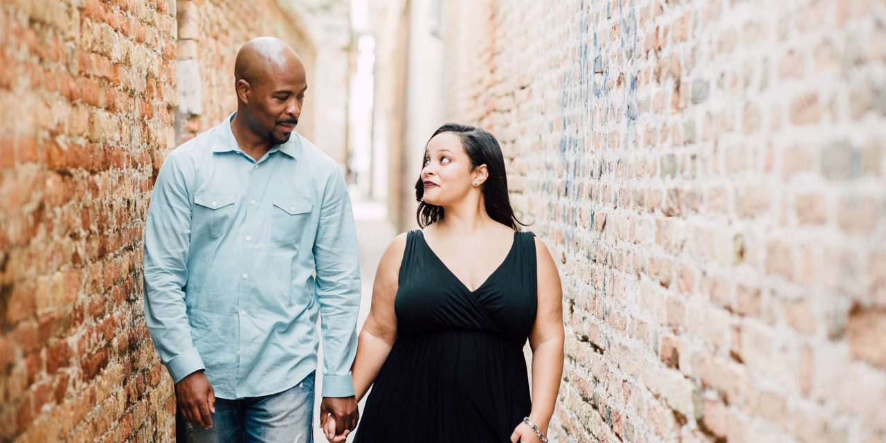 A Romantic Babymoon Along the Canals of Venice