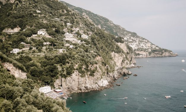 Flytographer's Most Romantic Photos Captured on the Amalfi Coast