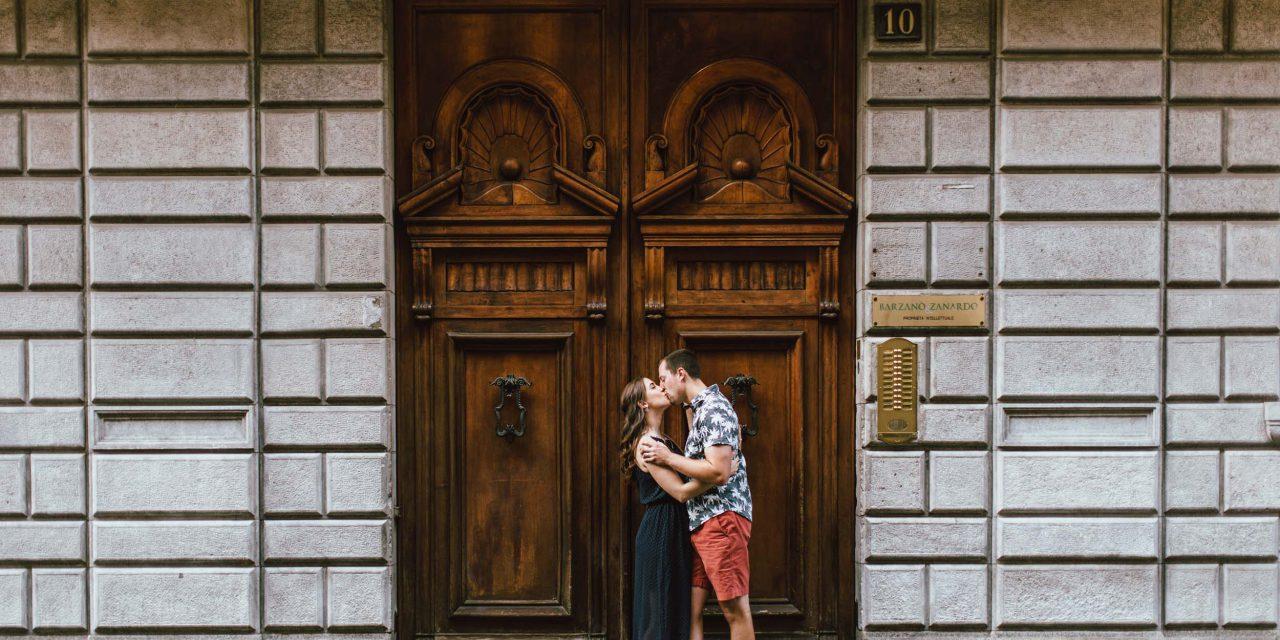 A  Trip Down Memory Lane in Milan