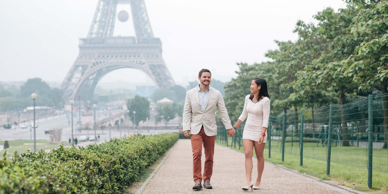 How to Plan the Perfect Parisian Proposal