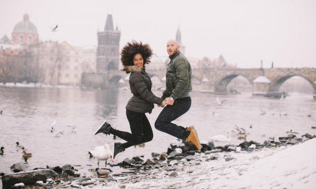 Celebrating Flytographer's Holiday Proposals Around the World