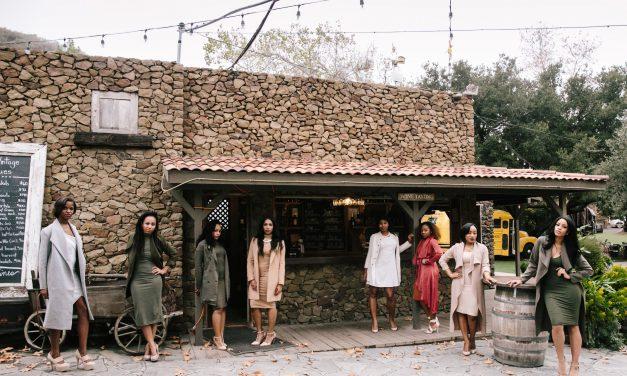 A Glam Sorority Sister Reunion in Malibu