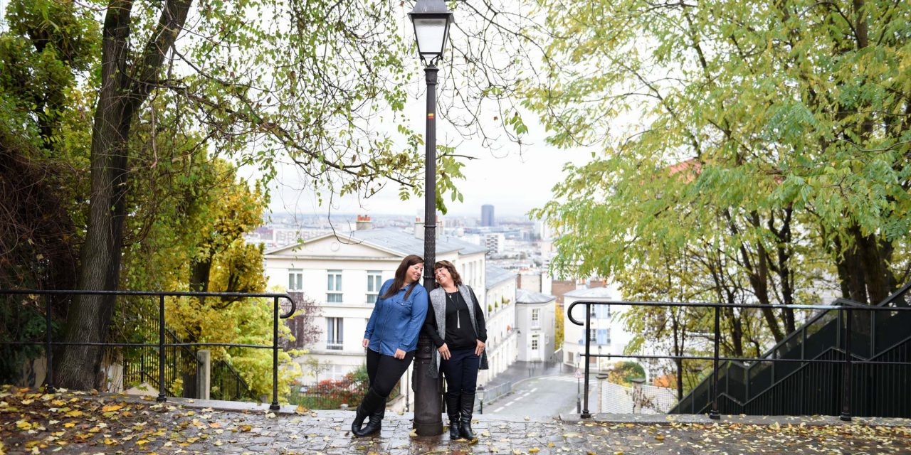 A Surprise Mother-Daughter Trip to Paris